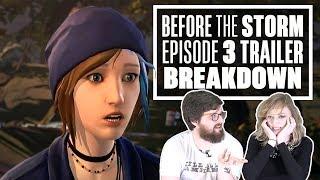 Download Life is Strange: Before The Storm Episode 3 Trailer Breakdown Video