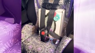 Download Why This Mom Shared a Heartbreaking Image Of Her Baby's Ashes In Car Seat Video