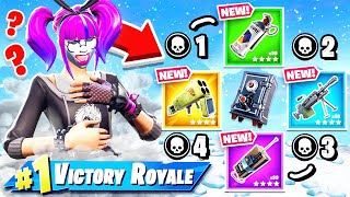 Download VAULTED ONLY Gun Game MINI GAME in Fortnite Battle Royale Video