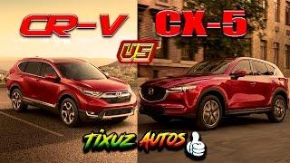 Download Honda CR-V vs Mazda CX-5 Video