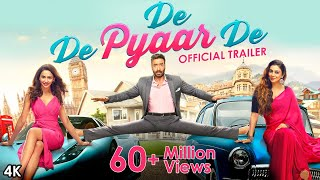 Download De De Pyaar De - Official Trailer | Ajay Devgn, Tabu, Rakul Preet Singh | Akiv Ali | 17 May Video
