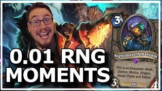 Download Hearthstone - Best of 0,01 RNG Moments | ft. Ben Brode Video
