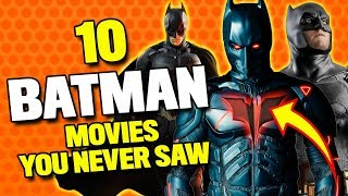Download 10 BATMAN Movies You Never Saw Video