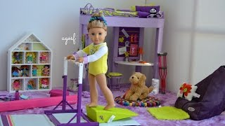 Download American Girl Doll McKenna's Bedroom ~ Watch in HD! Video