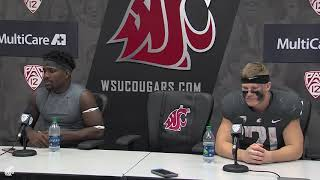 Download James Williams/Max Borghi after Oregon win! Oct. 20 Video