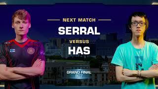 Download Serral vs Has ZvP - Grand Final - WCS Valencia 2018 - StarCraft II Video