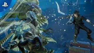 Download Final Fantasy XV x Final Fantasy XIV – Collaboration Launch Trailer | PS4 Video