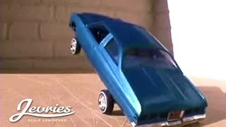Download lowrider '75 Caprice RC hopper car Video