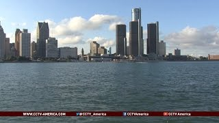Download Chinese investors help revive Detroit's economy Video