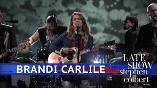 Download Brandi Carlile Performs 'The Joke' Video