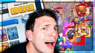 Download USE MY OPPONENTS DECK - Clash Royale Challenge Video