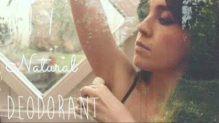 Download D.I.Y Natural Deodorant // Most effective deodorant I've ever used Video