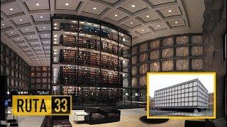 Download Biblioteca Beinecke de libros raros y manuscritos | EE.UU. Video