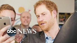 Download Prince Harry Might Introduce Girlfriend to the Royal Family Video