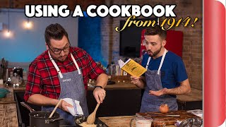 Download Home cooks try to use a cookbook from 1914!! Video