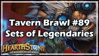 Download [Hearthstone] Tavern Brawl #89: Sets of Legendaries Video