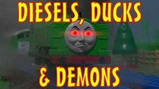 Download TOMICA Thomas & Friends Short 32: Diesels, Ducks & Demons Video