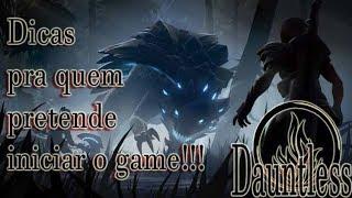 Dauntless | Chain Blades Weapon Tutorial Free Download Video