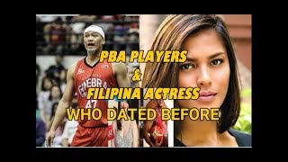 Download PBA PLAYERS AND FILIPINA ACTRESS WHO DATED BEFORE Video
