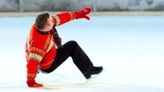 Download Worst Ice Skater Ever? Video