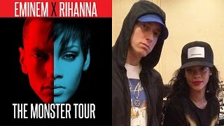 Download 5 Crazy Amazing Moments From Eminem & Rihanna's Monster Tour Opening Night Video