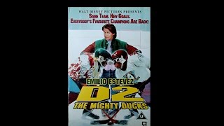 Download Digitized opening to D2 The Mighty Ducks (UK VHS) Video