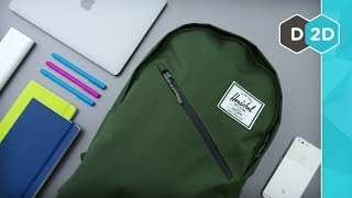 Download My Favorite Backpacks for Tech Video