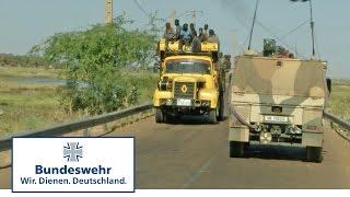Download Bundeswehr-Einsatz in Mali: Fahrt mit den Aufklärern Video