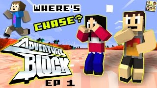 Download Adventure Block - Episode 1 - WHERE'S CHASE? (Season 1 | FGTEEV MINECRAFT MINI-SERIES SHOW) Video