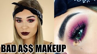 Download BAD B!TCH MAKEUP TUTORIAL | Shani Grimmond Video