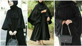 Download Latest Dubai style Black Abaya designs || Burqa collection 2019 Video