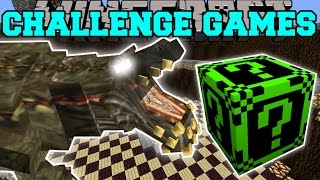 Download Minecraft: DEVILJHO CHALLENGE GAMES - Lucky Block Mod - Modded Mini-Game Video