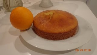 Download How To Make A Simple Delicious Orange Cake Video