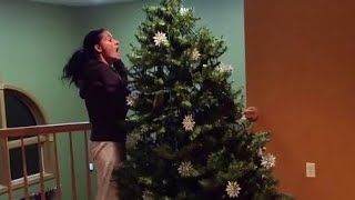 Download PSYCHO MOM RUINS CHRISTMAS!!! Video