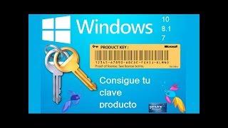 Download Obtener Clave de mi Windows Sin Necesidad de Programas | Tutorial Video