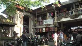 Download Bali Ubud Market HD Video