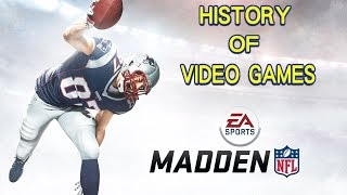 Download History of Madden NFL (1988-2017) - Video Game History Video