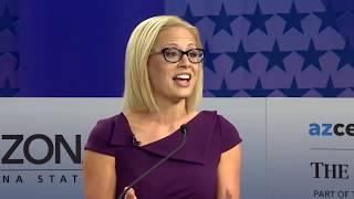 Download Martha McSally and Kyrsten Sinema debate for U.S. Senate seat in Arizona (full debate) Video