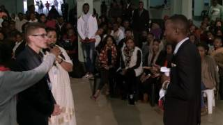 Download Shocking;Prophet Edd fluently speaks in foreign languages whilst Prophesying Video
