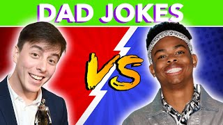 Download Night of Awesome Dad Jokes Battle Featuring Thomas Sanders, Jon Cozart, DangMattSmith and MORE! Video