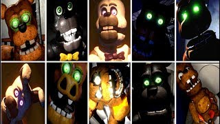 Download Bubba's Diner ALL JUMPSCARES Video