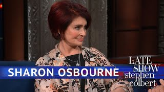 Download Sharon Osbourne Remembers Ozzy Doing 'Crappy' Things Video