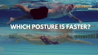 Download Swim Faster With THIS Posture Video