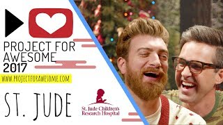 Download St. Jude Children's Research Hospital I Project For Awesome 2017 Video