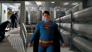 Download Superman saves Daily Planet | Superman Returns Video