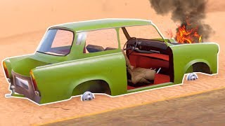 Download MY CAR BROKE DOWN IN THE APOCALYPSE! - The Long Drive Gameplay Video