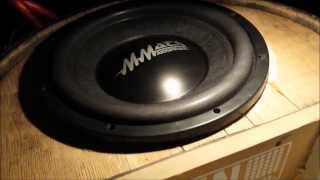 Download WORLDS LOUDEST WINE BARREL: Team MMATS Juggernaut 12″ powered by and HD4000.1 * Video