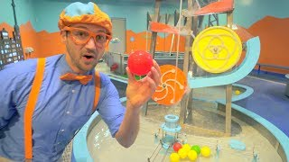 Download Blippi Videos for Toddlers | Learning at the Children's Museum Video