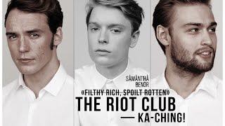 Download the riot club — ka-ching! Video