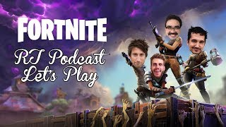 Download RT Podcast Let's Play: Fortnite Video